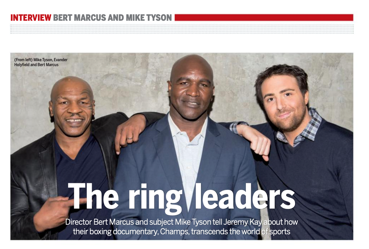 The Ring Leaders
