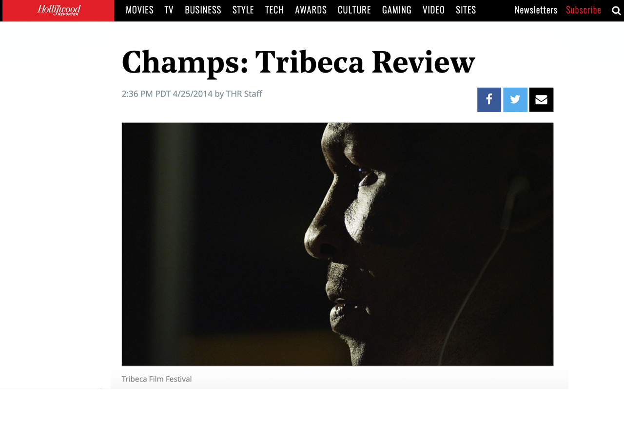 Champs: Tribeca Review