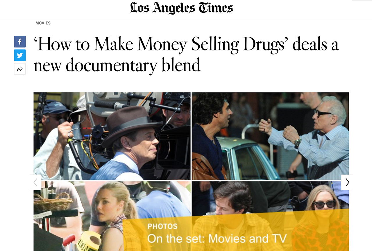 HOW TO MAKE MONEY SELLING DRUGS DEALS A NEW DOCUMENTARY BLEND