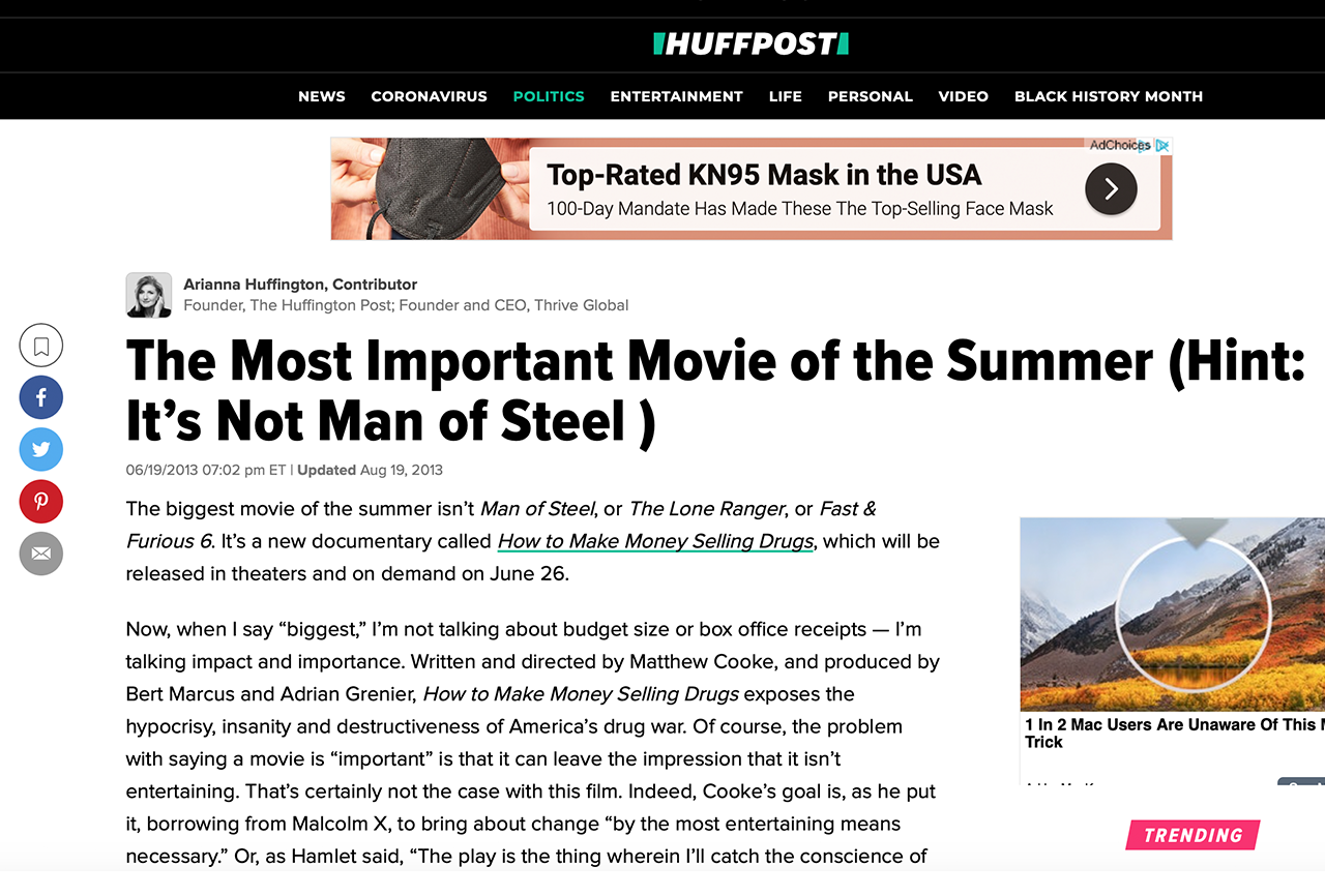 THE MOST IMPORTANT MOVIE OF THE SUMMER (HINT: IT'S NOT MAN OF STEEL)